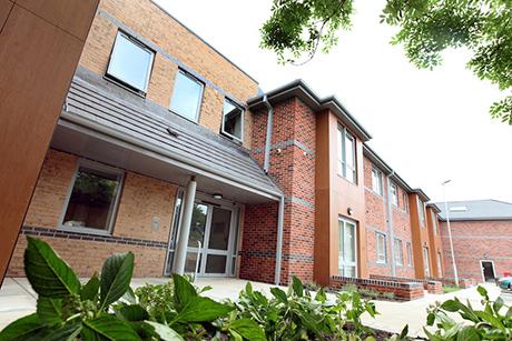 Supported Housing Levick House Middlesbrough Mcnally